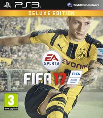 EA Sports Fifa 17 Deluxe edition / PS3