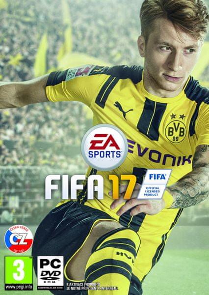 EA Sports Fifa 17 / PC