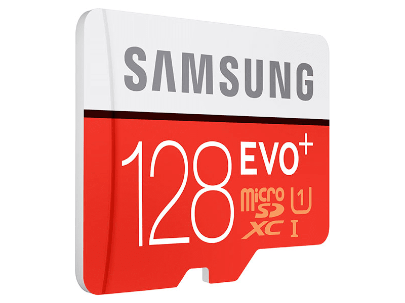 Samsung microSDXC 128GB EVO + UHS-I (class 10) 48MB/s (MB-MC128DA/EU)