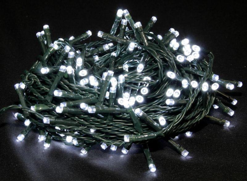 Seizis LED osvětlení venkovní bílé 180 žárovek