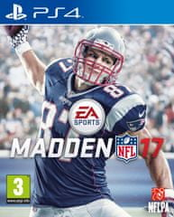 EA Sports Madden NHL 17, PS4