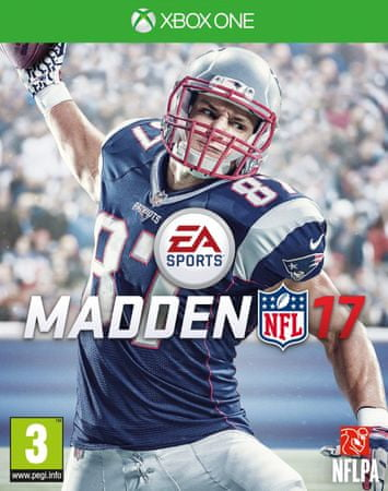 EA Sports Madden NFL 17, Xbox One