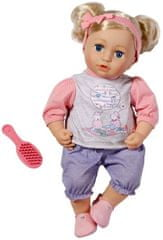 Baby Annabell Lalka Zosia z blond włosami 794234
