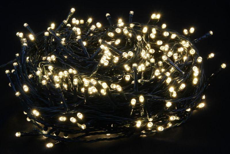 Seizis LED osvětlení venkovní teplá bílá 480 žárovek