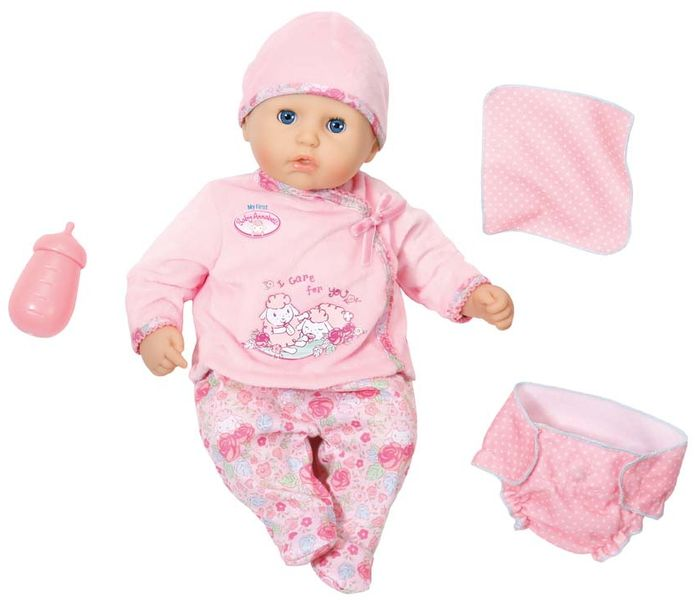 Baby Annabell My first baby Annabell® Pečuj o mě