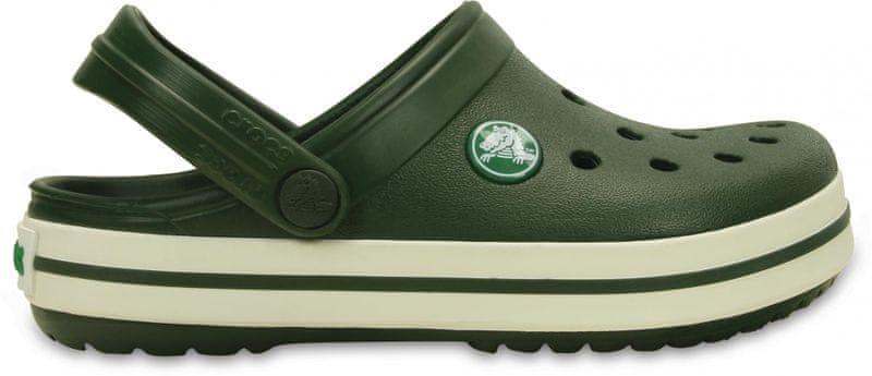 Crocs Crocband Kids Forest Green 27-29 (C10C11)
