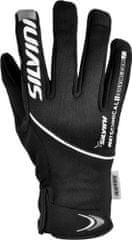 Silvini rokavice Ortles MA722, črna/charcoral