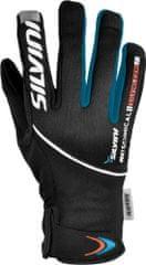 Silvini rokavice Ortles MA722, črna/hawaii