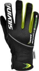 Silvini rokavice Ortles MA722, črna/forest