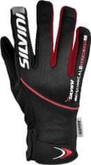 Silvini rokavice Ortles WA723, črna/rdeča