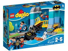LEGO DUPLO 10599 Przygody Batmana