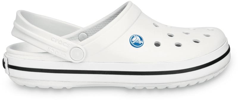 Crocs Crocband White 39-40 (M7W9)