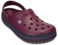 Crocs natikači Crocband, vijolični
