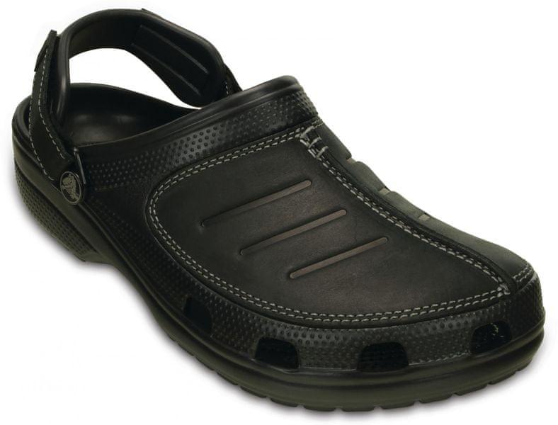 Crocs Yukon Mesa Clog M Black/Black 43-44 (M10)