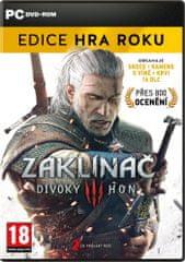 CD PROJEKT Zaklínač 3: Divoký hon Edice Hra roku / PC