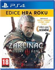 CD PROJEKT Zaklínač 3: Divoký hon Edice Hra roku / PS4