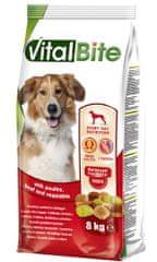 VitalBite Kutya szárazeledel, 8 kg