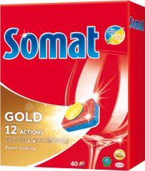 Somat Gold tablety do myčky 40 ks
