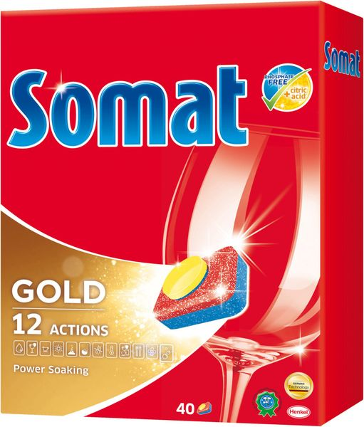 Somat XL Gold tablety 40 ks