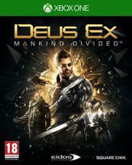 Square Enix Deus Ex: Mankind Divided / Xbox One