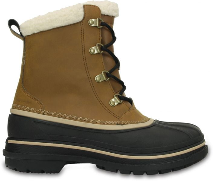 Crocs AllCast II Boot M Wheat/Black 46-47 (M12)
