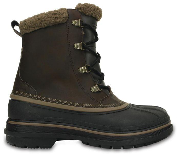 Crocs AllCast II Boot M Espresso/Black 46-47 (M12)