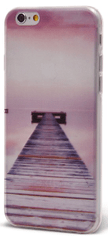 EPICO pružný plastový kryt, Apple iPhone 6/6S, PIER