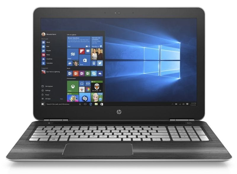 HP Pavilion Gaming 15-bc007nc (W7T15EA) - II. jakost