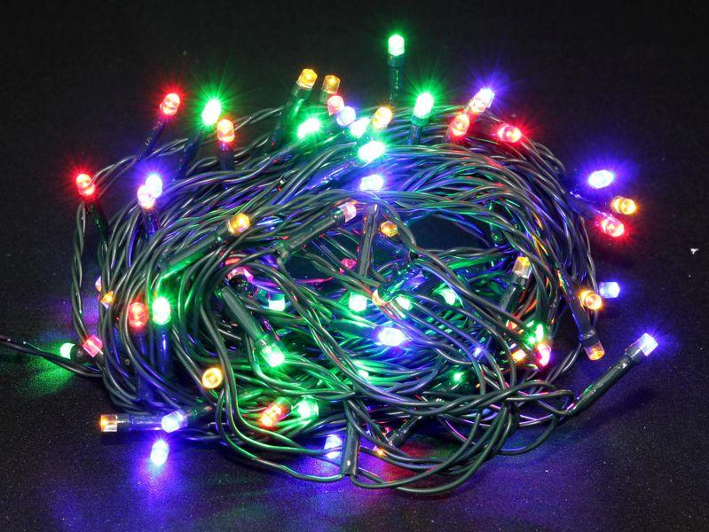 Seizis LED osvětlení venkovní barevné 120 žárovek