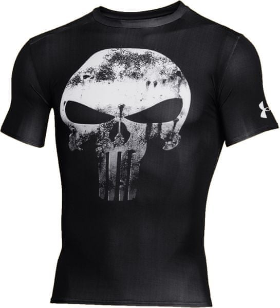 Under Armour Alter Ego Punisher Team Black White XL