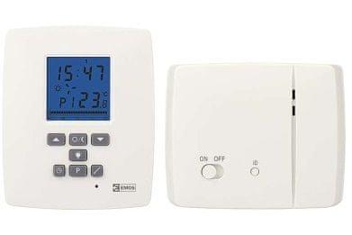 Emos brezžični sobni termostat T15RF