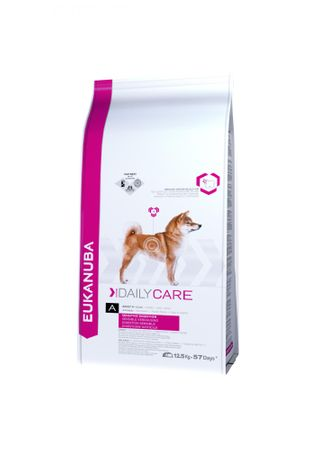 Eukanuba hrana za pse Daily Care Sensitive Digestion, 12,5 kg