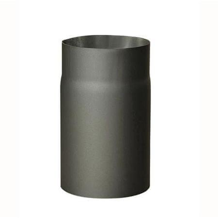 M.A.T. Group Roura kouřová s klap.130mm/250 t.1,5mm