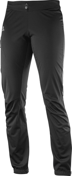Salomon Lightning Softshell Pant W Black S