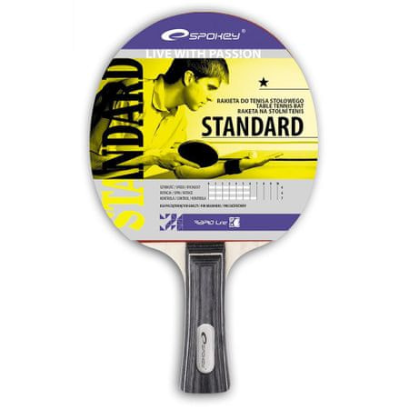 Spokey Standard FL ping-pong ütő
