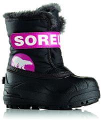 Sorel obuwie śniegowe Childrens Snow Commander