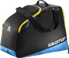 Salomon Torba Extend Max Gearbag Black/Process Blue/Yellow