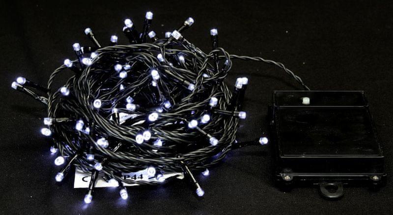 Seizis Osvětlení venkovní samozapínací bílé 120 LED