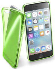 CellularLine FLUO Apple iPhone 6/6S Szilikontok, Zöld