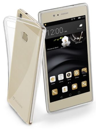 CellularLine gumijast ovoj za Huawei P9 Lite - odprta embalaža