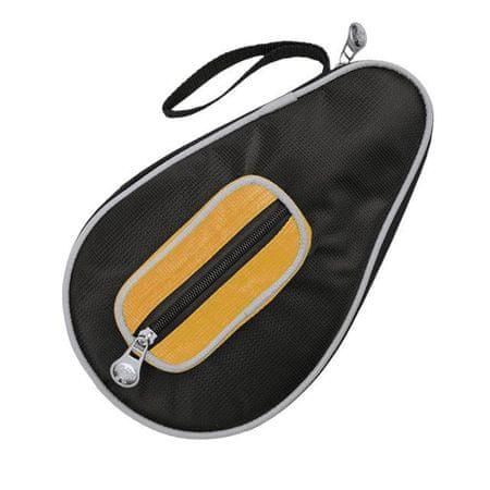 Spokey Comfort ping-pong ütő tok, Narancssárga