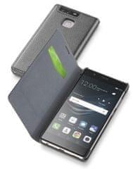 CellularLine pouzdro, Book Essential, Huawei P9, černá