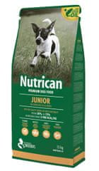 Nutrican Sucha karma dla psa Junior 15 kg