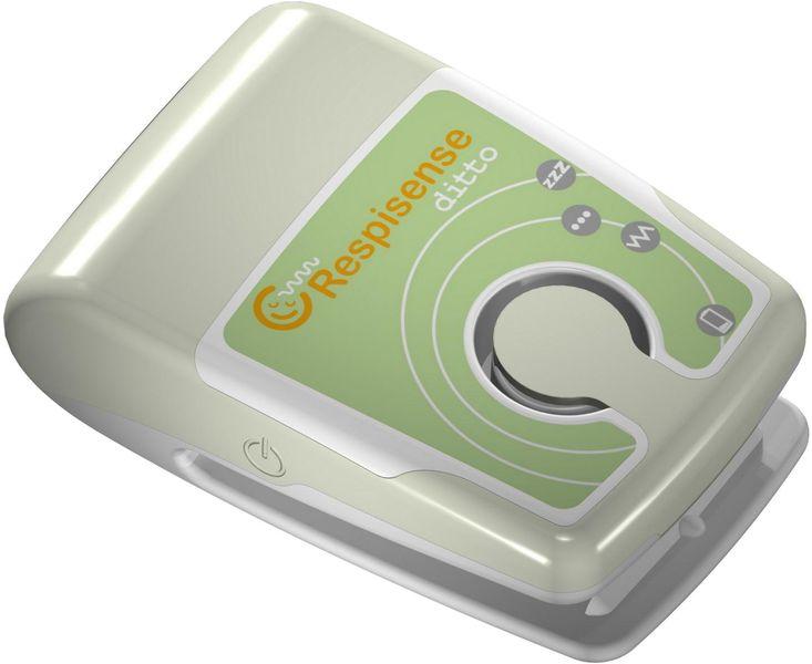 Respisense Monitor dechu Ditto + náhradní baterie zdarma