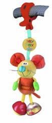 Playgro Zawieszka myszka z klipsem