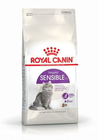 Royal Canin sucha karma dla kota Sensible 33 - 10kg