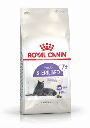 Royal Canin suha hrana za mačke Sterilised 7+, 10 kg