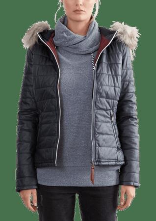 s.Oliver női kabát XL sötét kék
