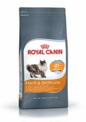 Royal Canin Hair & Skin 33 macskaeledel - 10kg