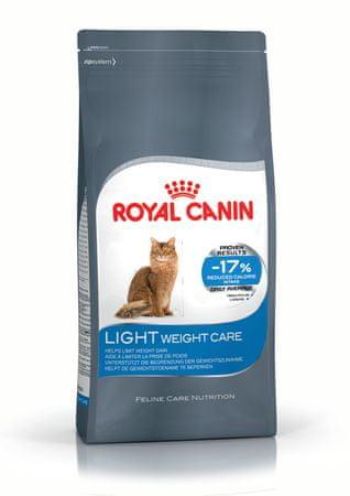 Royal Canin hrana za mačke Light 40, 10 kg - Odprta embalaža